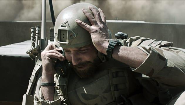 American Sniper Bradley Cooper Photo