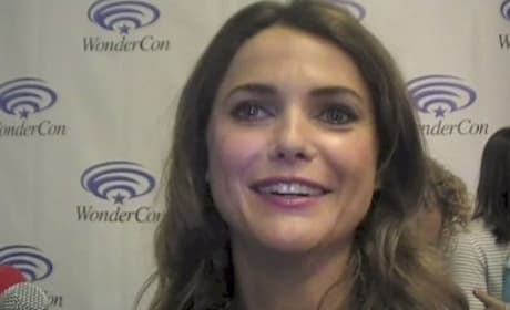 "Dawn of the Planet of the Apes: Keri Russell Took Role to ""Play with Baby Ape!"""