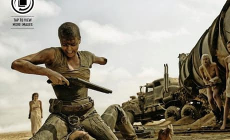 Charlize Theron Mad Max Fury Road Photo