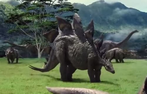 Jurassic World Trailer Photo