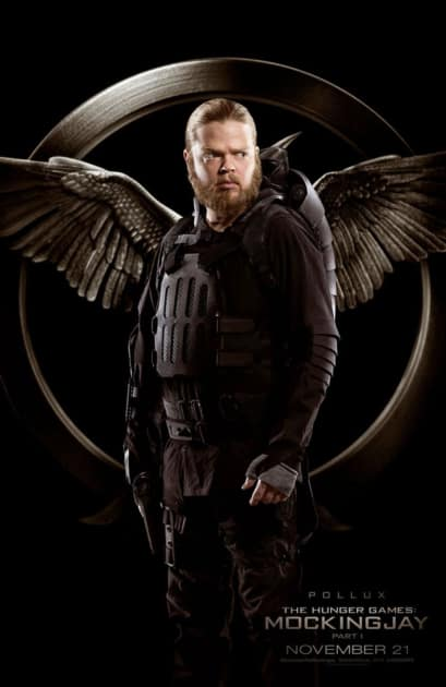Pollux Character Poster