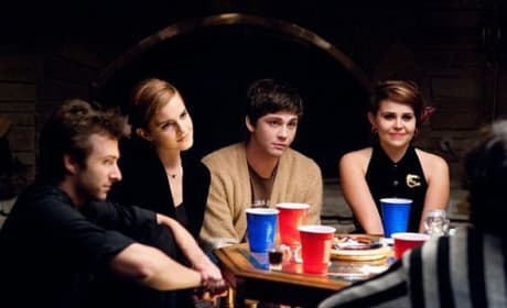 Logan Lerman Emma Watson The Perks of Being a Wallflower
