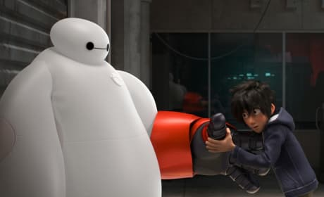Big Hero 6 Review: Hiro to the Rescue!