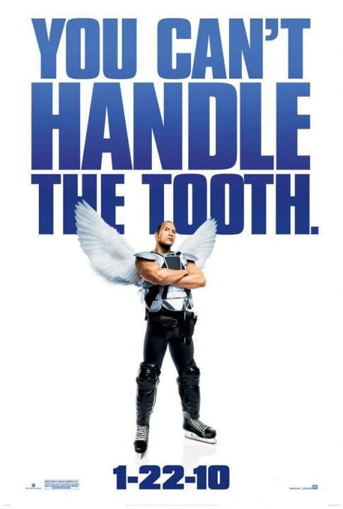 Tooth Fairy Handle Poster