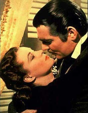 A Famous Kiss