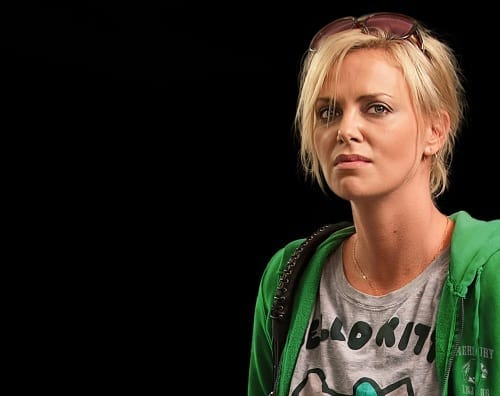 Young Adult Stars Charlize Theron