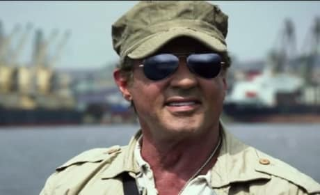 The Expendables 3 Trailer: Hang On!