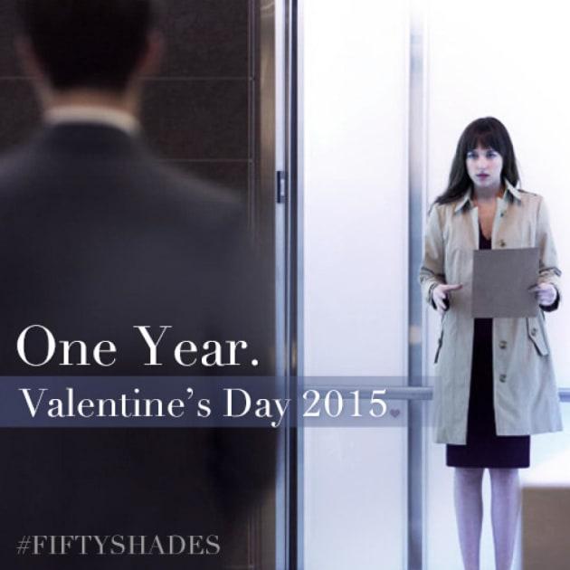 Fifty Shades of Grey Anastasia Steele Photo