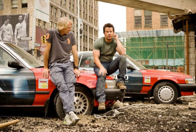 Transformers Age of Extinction Michael Bay Mark Wahlberg