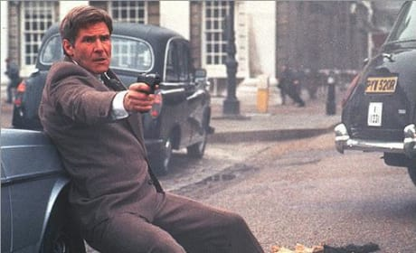 Harrison Ford Would Revisit Jack Ryan