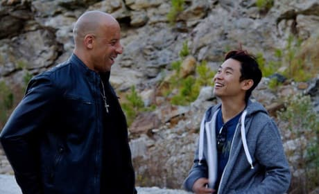 Fast and Furious 7 Vin Diesel James Wan
