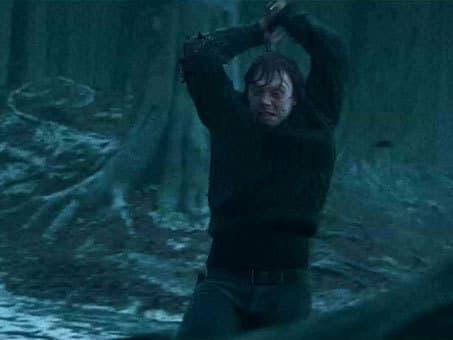 Ron Goes Batshit