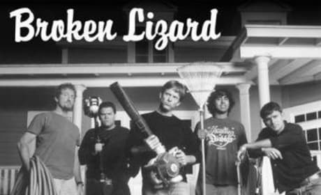 Broken Lizard Prepares for Slammin' Salmon