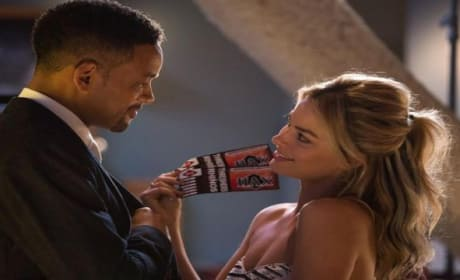 Focus Trailer: Will Smith Plays a Con