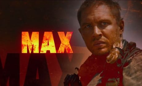 Tom Hardy Is Mad Max