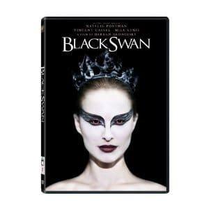 Black Swan DVD Cover