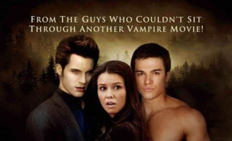 Vampires Suck Poster 2