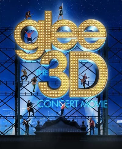 Glee 3D Live Movie Poster