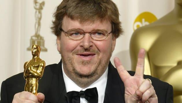 Michael Moore Oscars