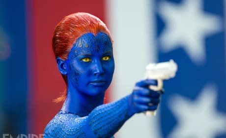 Jennifer Lawrence Mystique X-Men: Days of Future Past