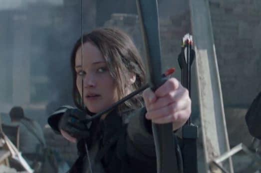 Mockingjay Part 1 Katniss Photo