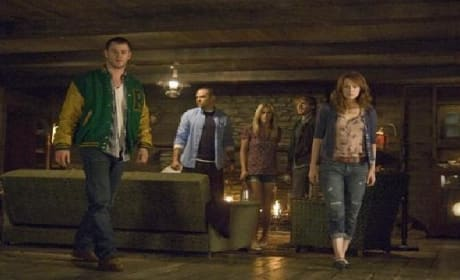 Cabin in the Woods: Latest TV Spot Sizzles