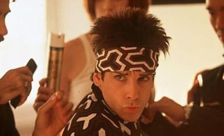 Ben Stiller is Officially in Zoolander 2 Mode!