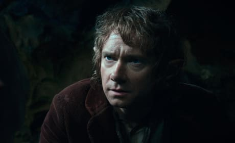 The Hobbit Gets its First Clip: Gandalf Talks of True Courage