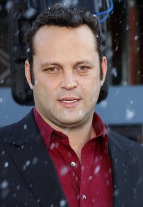 Vince Vaughn at Fred Claus Premiere