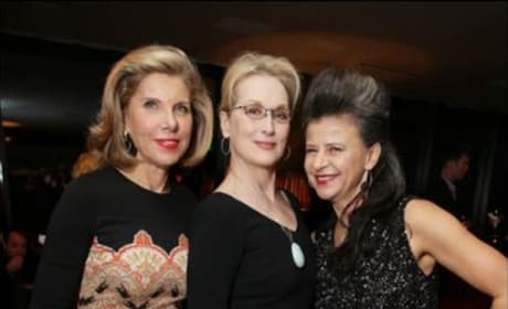 Meryl Streep Tracey Ullman Photo