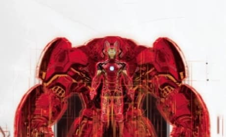Avengers Age of Ultron Promo Art Inside Hulkbuster
