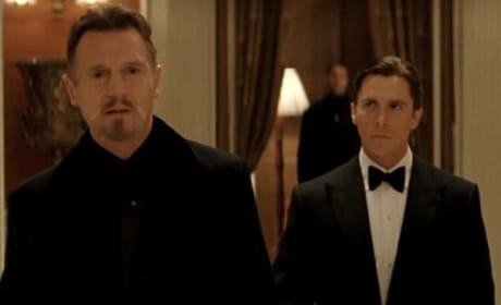 Is Liam Neeson in The Dark Knight Rises?
