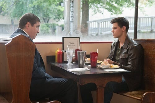 Alfred Molina and Taylor Lautner in Abduction