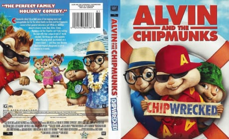 Movie Fanatic on Chipwrecked Blu-Ray