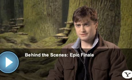 Harry Potter 7 Behind the Scenes: Epic Finale