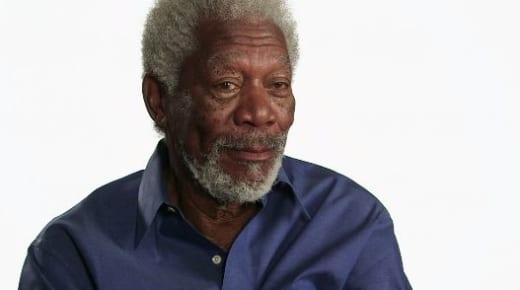 Last Vegas Morgan Freeman Exclusive