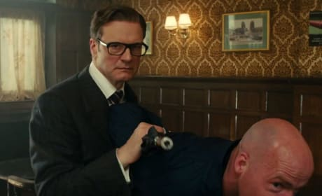 Kingsman: The Secret Service Bar Fight