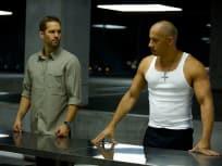 Paul Walker Vin Diesel Fast and Furious 6