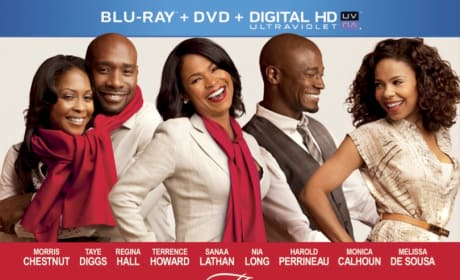 The Best Man Holiday Exclusive Giveaway: Win the Blu-Ray!