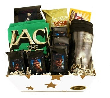 Jack the Giant Slayer Coffee Beanery Gift Basket