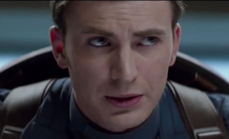 Captain America The Winter Soldier TV Spot: Cap Is a Fugitive?