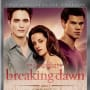 Breaking Dawn Part 1 Blu-Ray