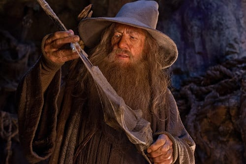Ian McKellen The Hobbit An Unexpected Journey