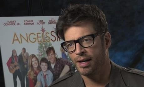 Angels Sing Exclusive Clip: Harry Connick Jr. Shares His Christmas Story
