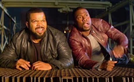 Ride Along Trailer: Is He Still Staring?