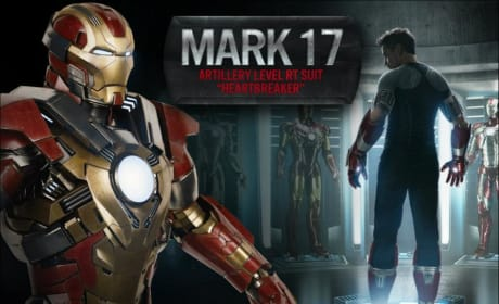 Iron Man 3 Suits: Hitting All the Marks