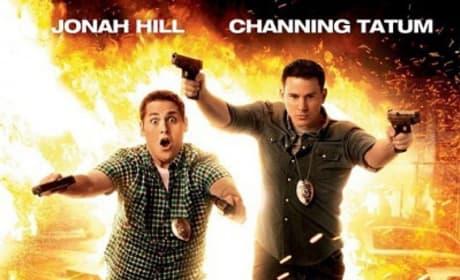 21 Jump Street: An Explosive Poster