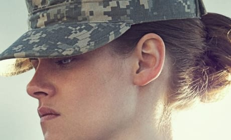 Camp X-Ray Poster: Kristen Stewart Goes to Guantanamo Bay