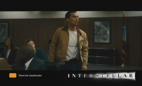 Four Interstellar TV Spots Revealed: New Footage From Christopher Nolan Epic!