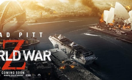 World War Z Poster: Sydney